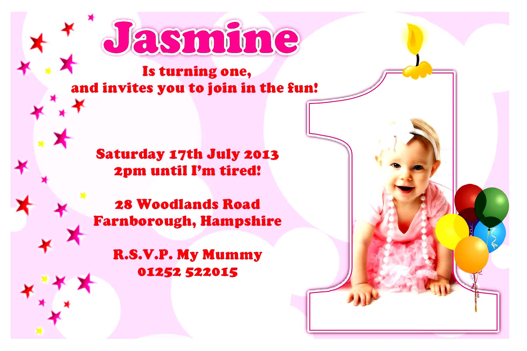 1 birthday invitation card ; Example-Of-Birthday-Invitation-Card-is-the-best-way-for-you-to-create-your-Birthday-invitation-design-1