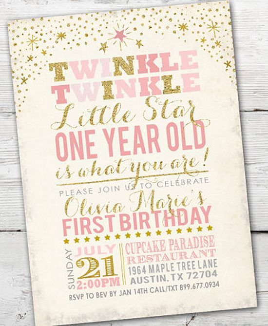 1 year birthday poster ; 591073177de23f3f3a56c47f0dc03290--first-birthday-invite-first-birthday-parties