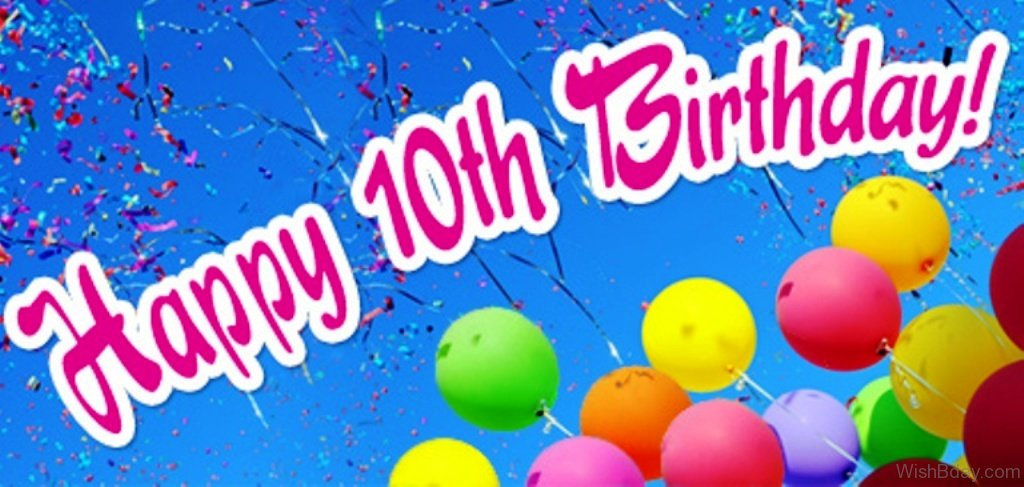 10th birthday banner ; Wishes-For-Happy-Birthday-4