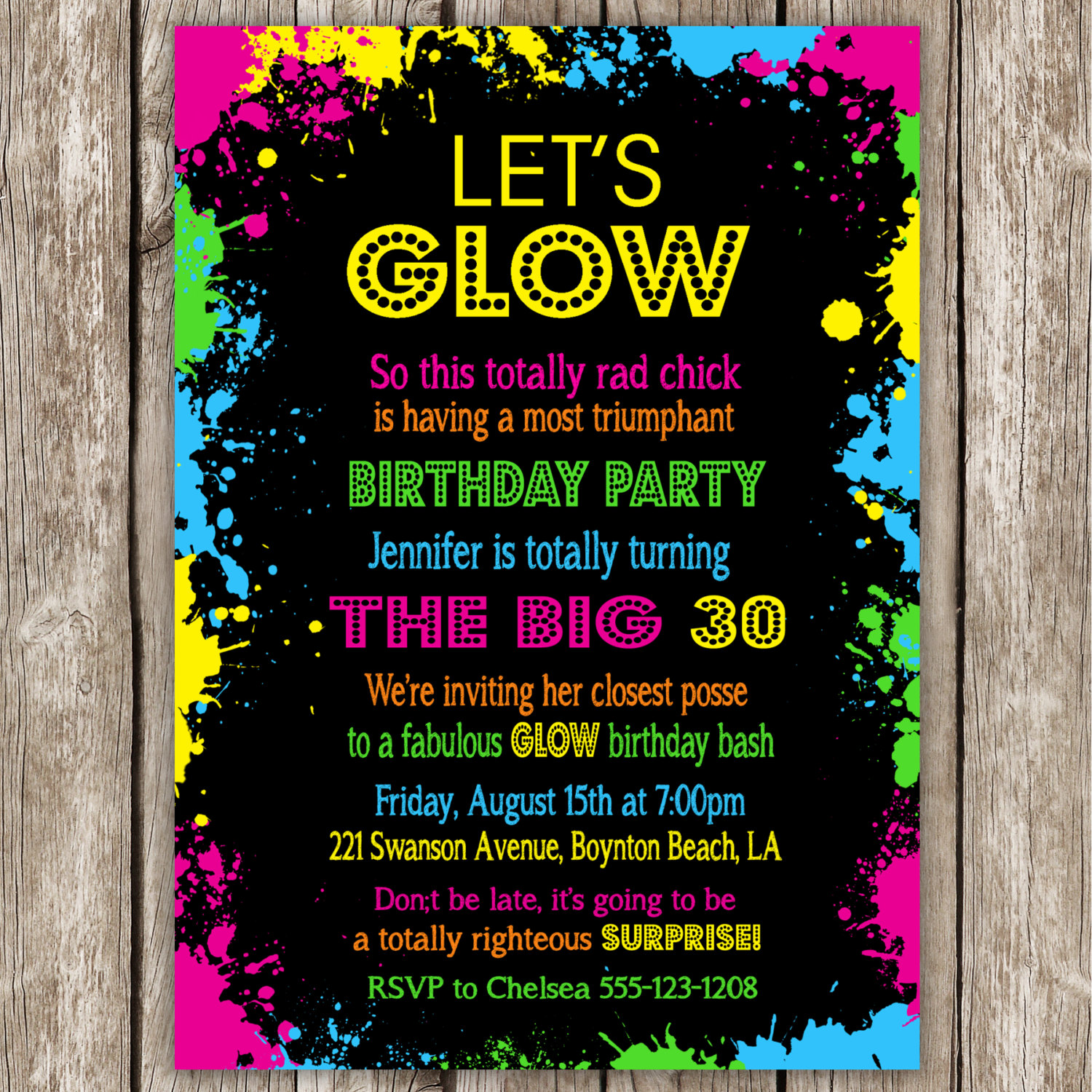 10th birthday party invitations ; 10Th-Birthday-Party-Invitation-Wording-and-get-inspired-to-create-your-own-birthday-Invitation-design-with-this-ideas-1