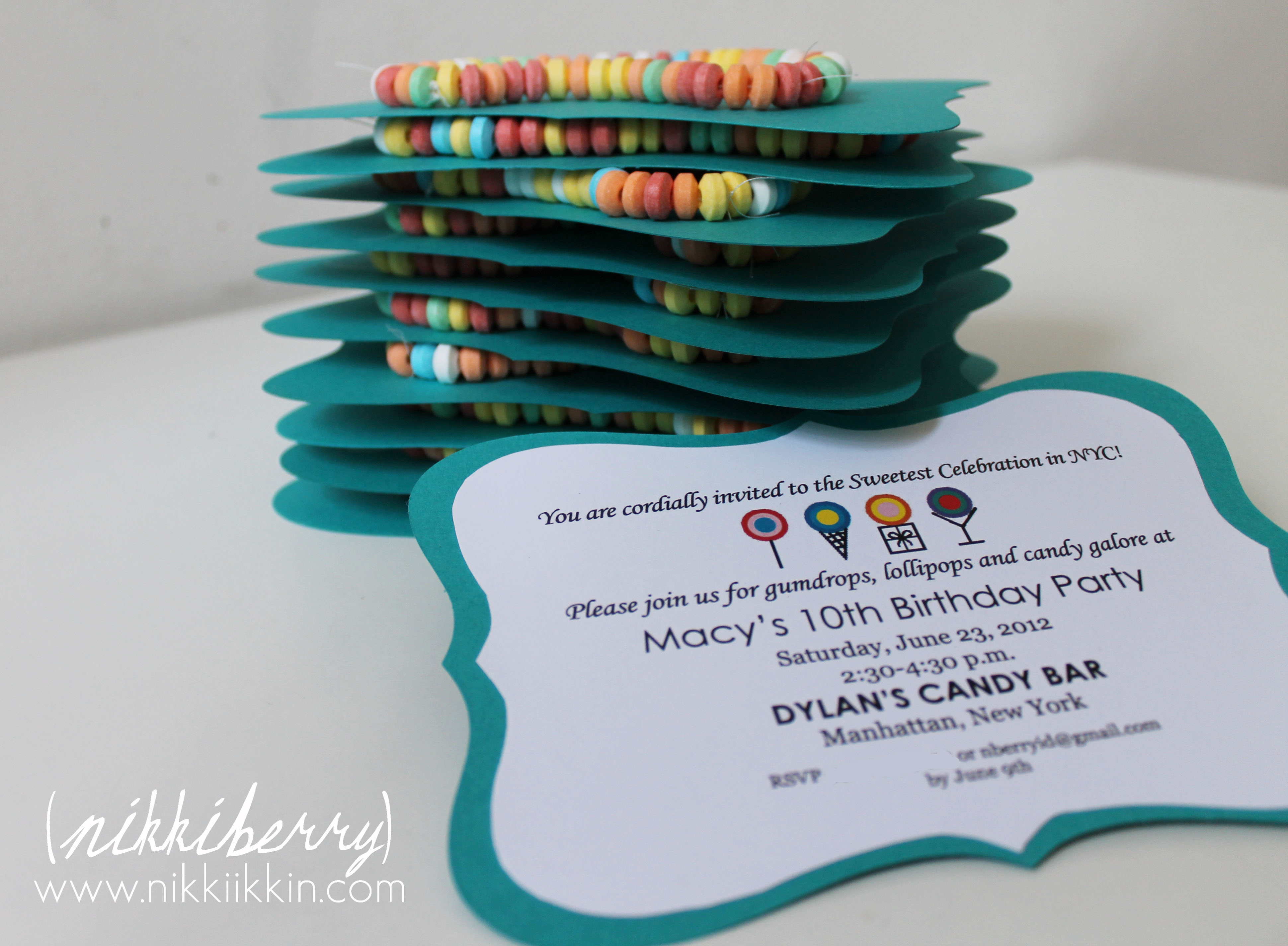 10th birthday party invitations ; 10Th-Birthday-Party-Invitations-and-get-ideas-how-to-make-divine-birthday-Invitation-appearance-1