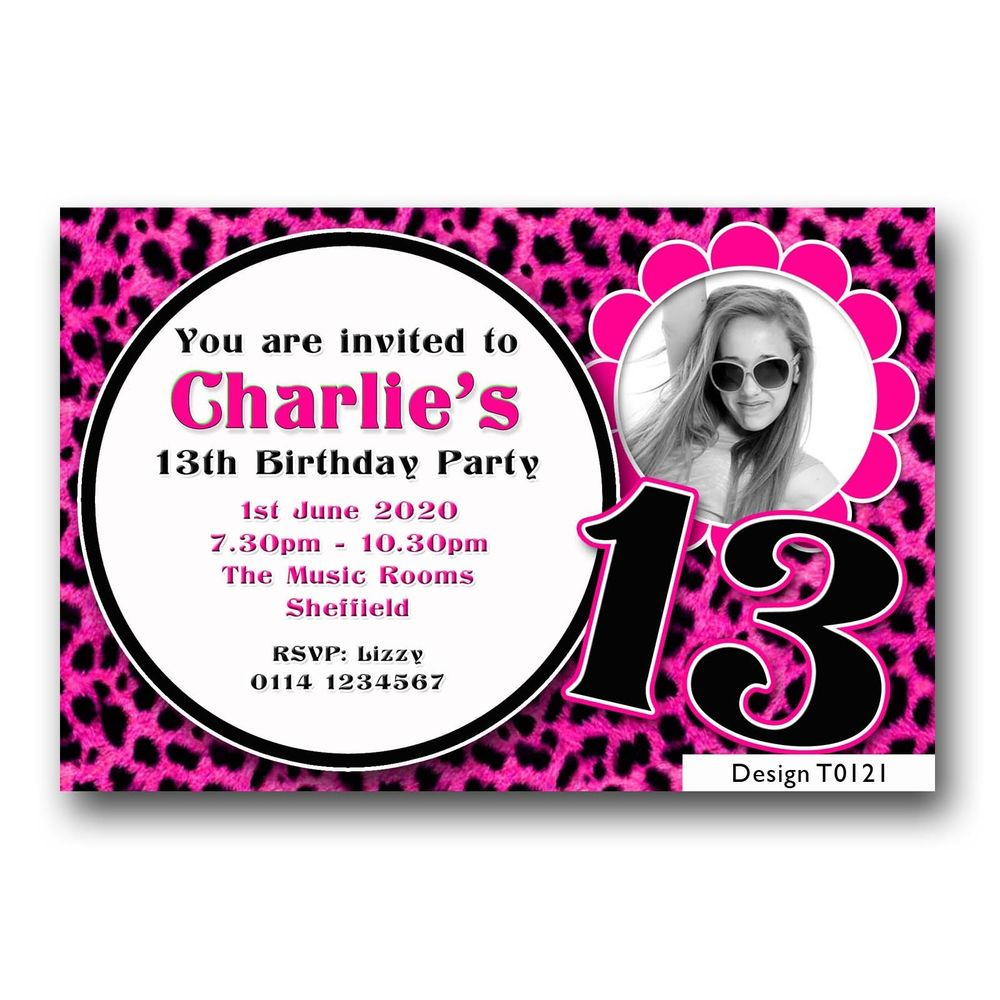 13th birthday invitations ; Awesome-13Th-Birthday-Party-Invitations-To-Design-Free-Printable-Birthday-Invitations