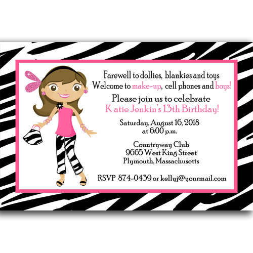 13th birthday invitations printable ; 7656c9e0d2ae94731bc6d11ef3728c52