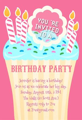 14th birthday invitation templates ; birthday-invitations-template-to-bring-your-dream-design-into-your-Birthday-invitation-14