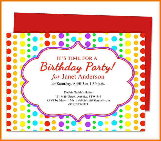 14th birthday invitation templates ; birthday-invite-template-word-top-14-birthday-party-invitation-template-word-theruntime-templates