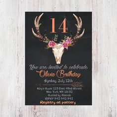 14th birthday invitations ; 71f9dabd45115398f9fbc9e6fff2ff20--th-birthday-birthday-invitations