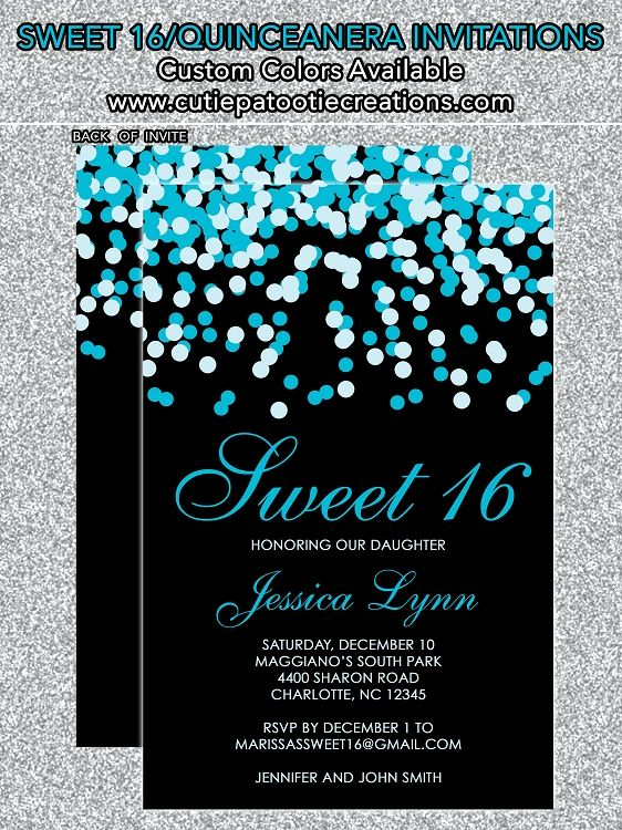 16th birthday invitations ; 16th-birthday-party-invitations-best-25-sweet-16-invitations-ideas-on-pinterest-sweet-sixteen-download