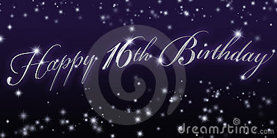 16th birthday wallpaper ; happy-16th-birthday-banner-thumb6976407