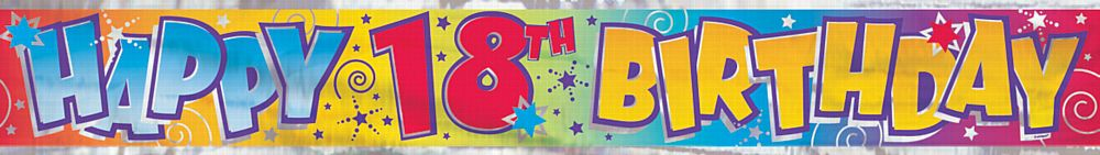 18th birthday banners ; product_67524_1_orig