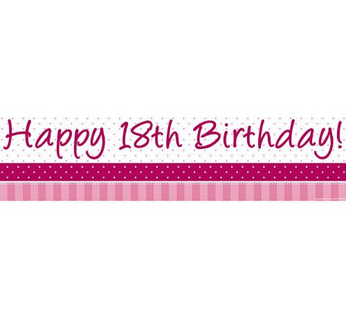 18th birthday banners ; product_96287_1_orig