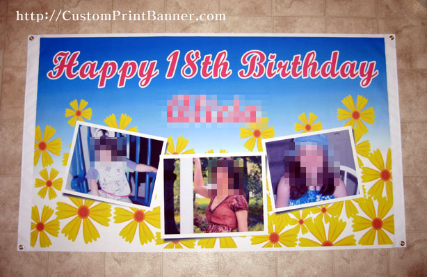 18th birthday banners personalized ; IMG_1731p