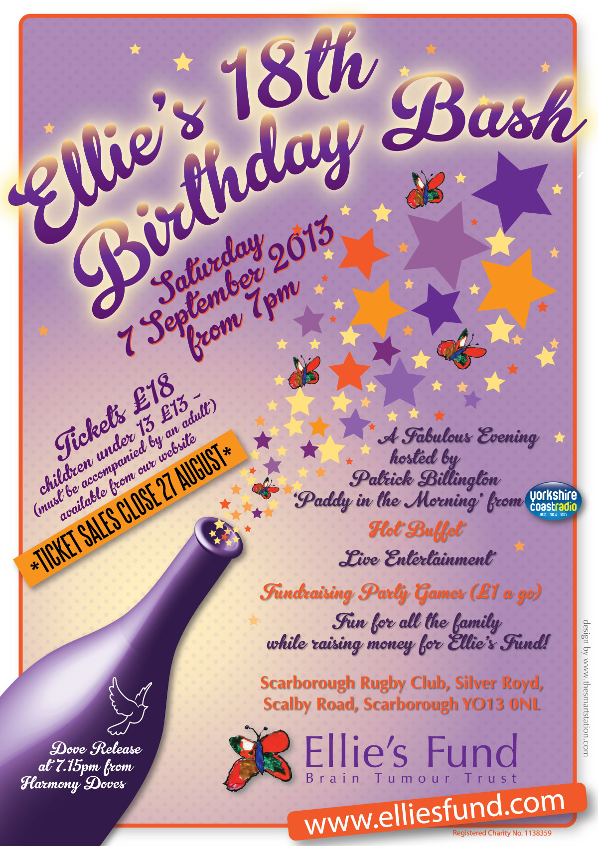 18th birthday poster designs ; ef-18-party-poster-v5