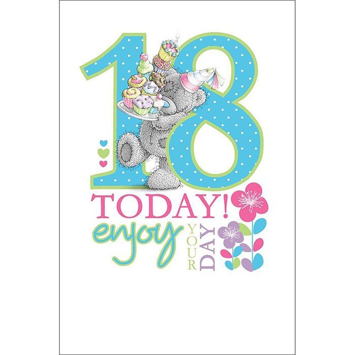 18th birthday stickers ; A01MS232
