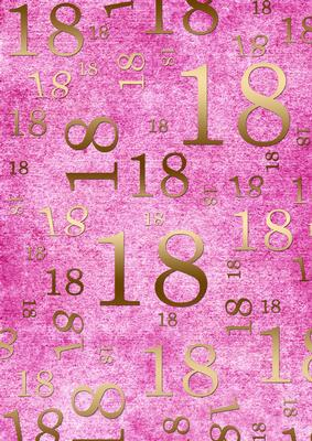 18th birthday wallpaper ; cup222867_10