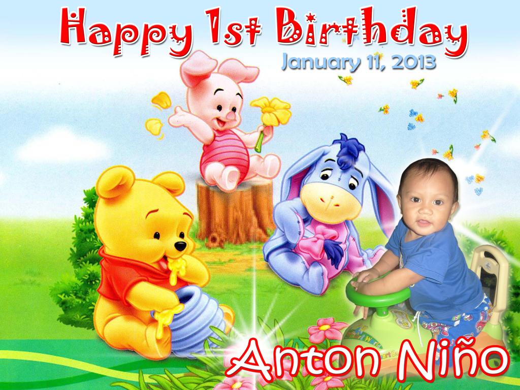 1st birthday banner background design ; 8bfd8f17d31b629ac8b3cf6f7221e6fc