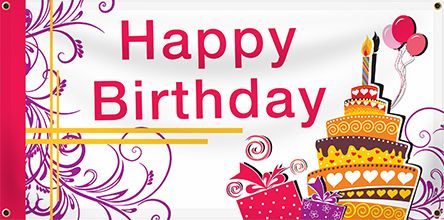 1st birthday banner background design ; Happy-Birthday_Girl-2_220x450px-RIOT