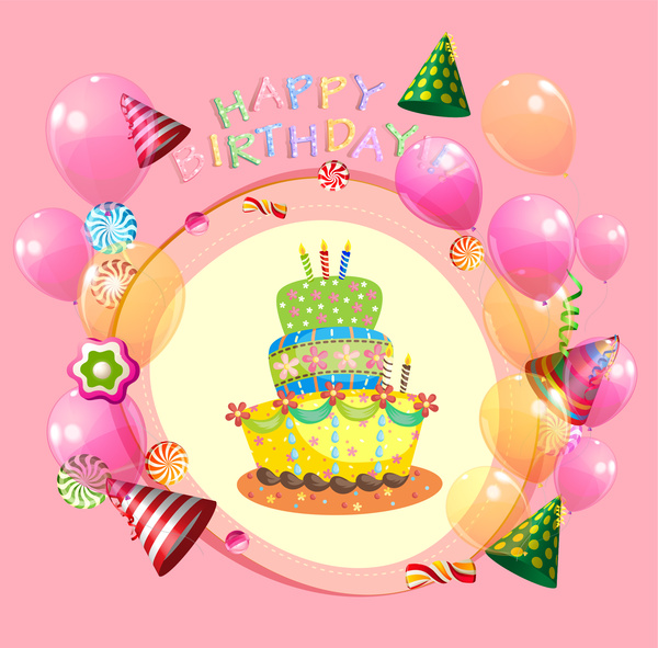 1st birthday banner background design ; happy_birthday_decor_backdrop_6818552