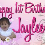 1st birthday banner design ; first-birthday-banner-toretoco-happy-1st-birthday-banner-personalized-150x150