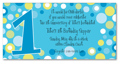 1st birthday card wishes ; kids-birthday-invitations-girls-boys-boys-girls-sweet-16-invitation-blue-polcadots-first-square-1st-birthday-card-messages