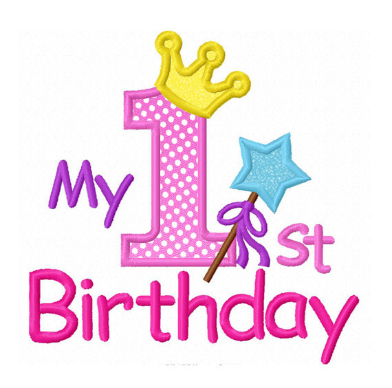 1st birthday clipart ; 1st-birthday-clipart-15