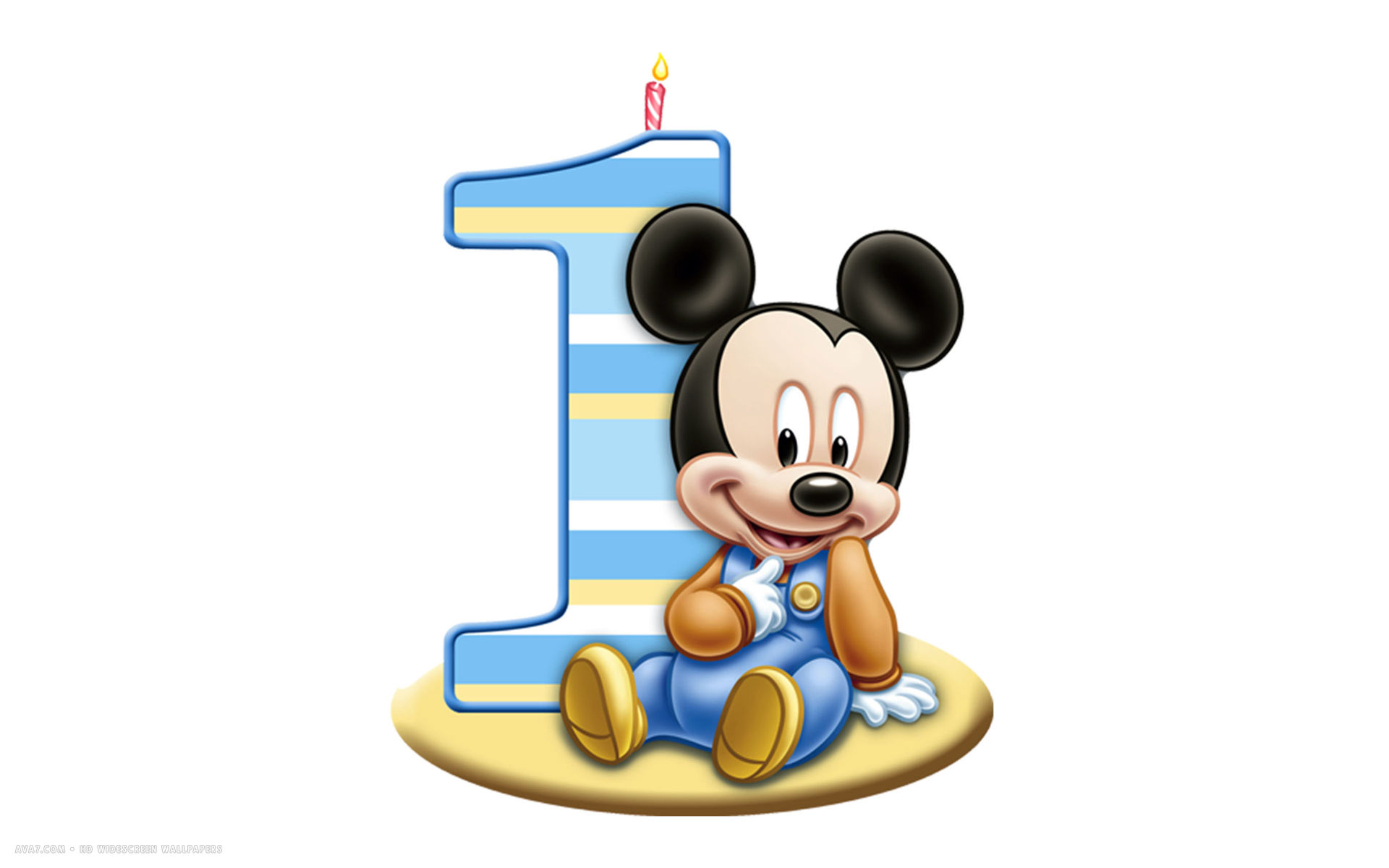 1st birthday clipart ; baby-mickey-mouse-1st-birthday-clip-art-xigpGKg6T