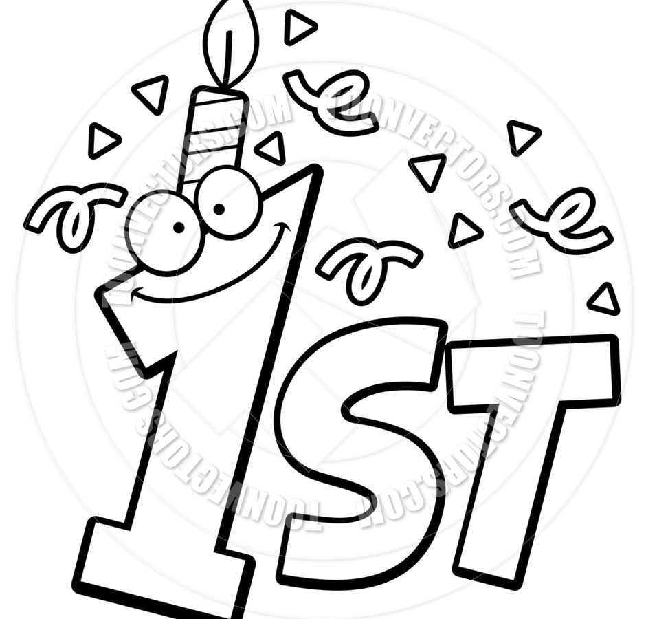 1st birthday coloring pages ; first-birthday-coloring-pages-vitlt-940x900