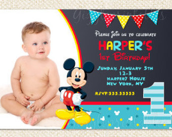 1st birthday invitation mickey mouse theme ; Mickey-Mouse-1St-Birthday-Invitations-and-get-ideas-how-to-create-the-Birthday-invitation-design-of-your-dreams-8
