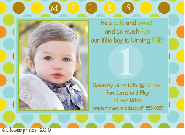 1st birthday invitation quotes for baby boy ; Chic-1St-Birthday-Invitations-Boy-Which-Can-Be-Used-As-Printable-Birthday-Invitations