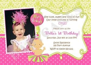 1st birthday invitation quotes for baby girl ; efd092cd64af17f5936289847bd04ecb--birthday-invitation-templates-princess-birthday-invitations