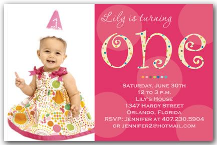 1st birthday invitation quotes for daughter ; new-my-daughter-1st-birthday-quotes-turning-one-girl-pink-1st-birthday-invitations-turning-my-daughter-1st-birthday-quotes