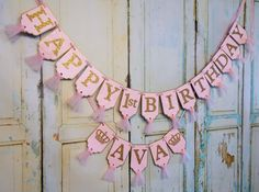 1st birthday name banner ; c7079780e6e535cd6595947971576819--first-birthday-decorations-st-birthday-banners