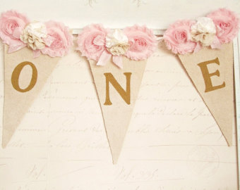 1st birthday name banner ; il_340x270