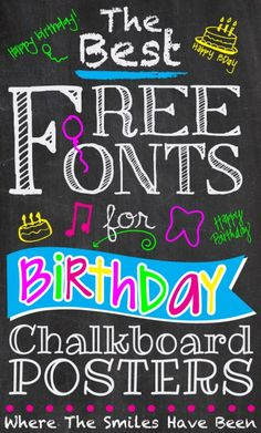 1st birthday poster template free ; 5dbb128c2294128d562d804ca9fbaba0--birthday-chalkboards-first-birthday-chalkboard-template