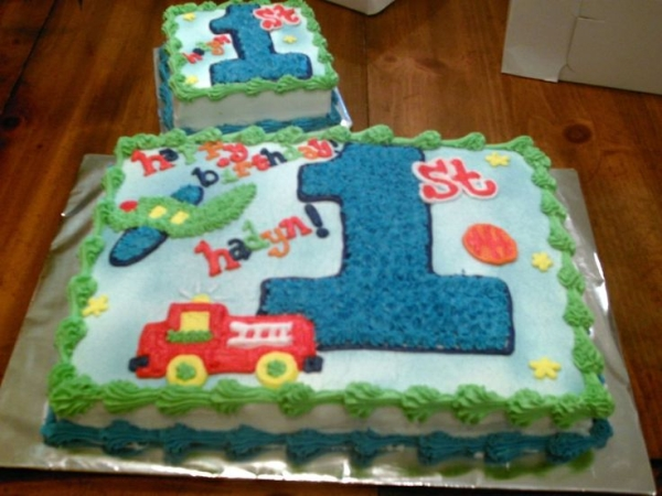 1st birthday sheet cake designs ; f6473d31e7dfdce4103a10673e8c610f
