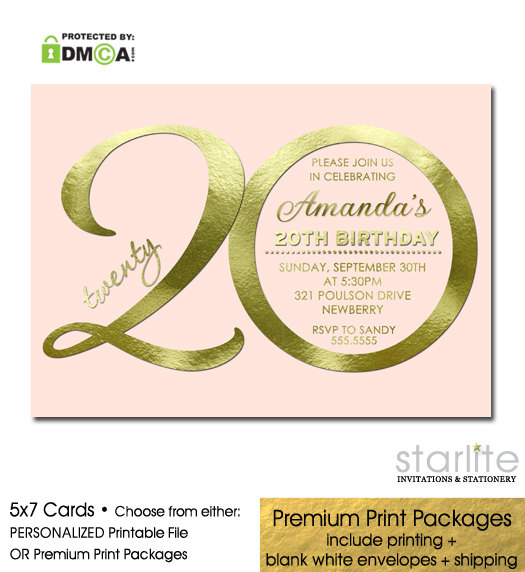 20th birthday invitation quotes ; lovely-20th-birthday-invitation-quotes-7-image-invitation