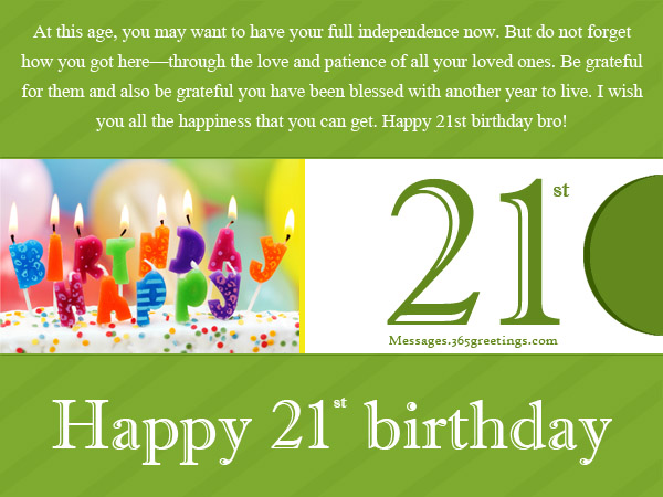 21st birthday picture messages ; 21st-birthday-wishes-messages