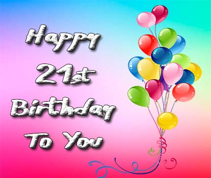 21st birthday picture messages ; Happy-21st-birthday-wishes-and-messages
