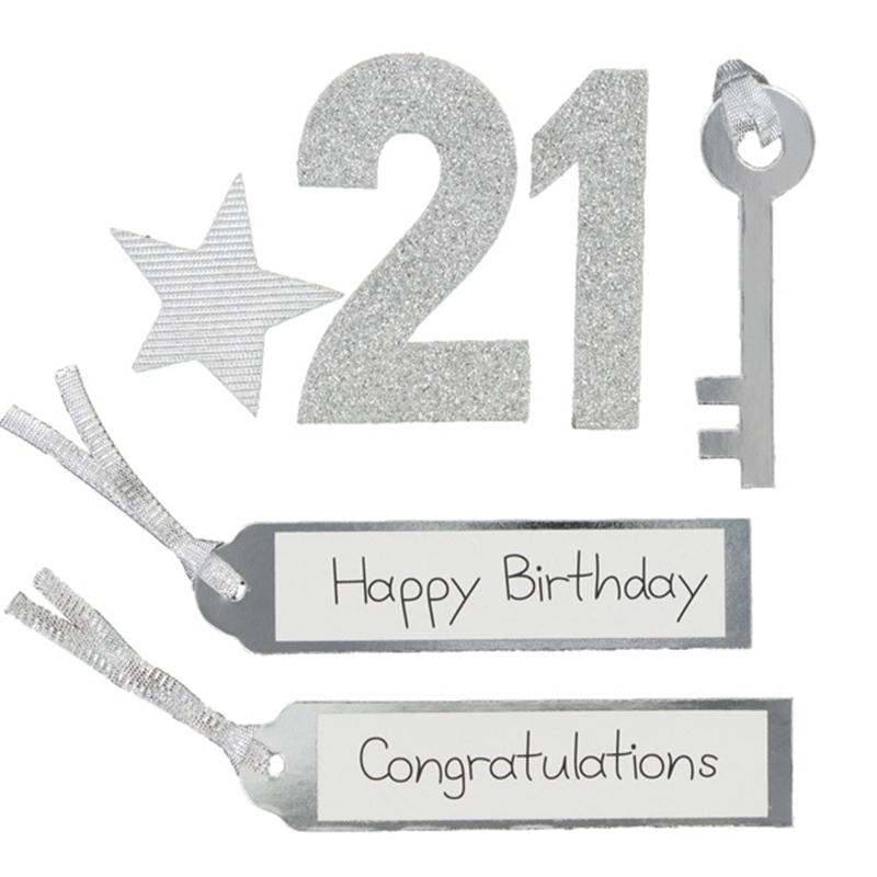 21st birthday stickers ; 564336_1011_1_800