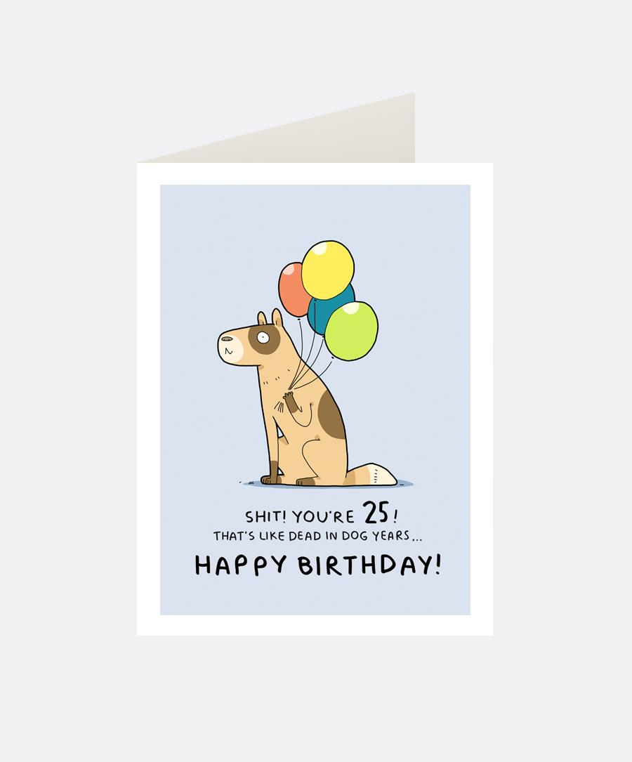 25th birthday messages greeting cards ; 8024b56e69a5c648d14b66538d17e481