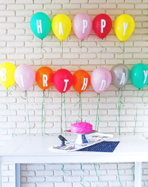 2nd birthday banners and balloons ; 29021dcfbec9d9f050494947ef4b29aa--balloon-banner-ballons