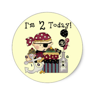 2nd birthday stickers ; 2nd_birthday_pirate_tshirts_and_gifts_classic_round_sticker-r34349352f2fc43088d7fa5c65e5bdee5_v9waf_8byvr_324
