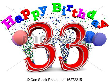 30th birthday clipart ; happy-30th-birthday-clipart_csp16272215