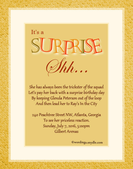 30th birthday invitation quotes ; surprise-birthday-party-invitation-greetings
