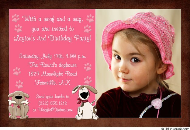 3rd birthday invitation quotes ; 3rd-birthday-invitation-wording-and-get-inspired-to-create-your-Birthday-invitation-with-smart-design-12