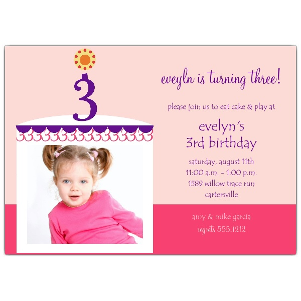3rd birthday invitation quotes ; 3rd-birthday-invitation-wording-for-a-fair-Birthday-invitation-design-with-fair-layout-6