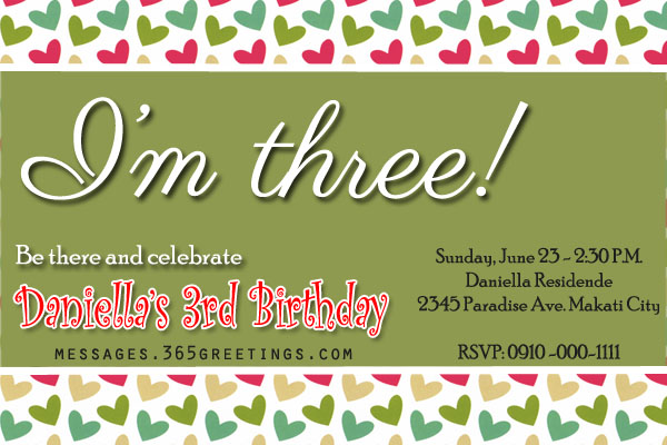 3rd birthday party invitation quotes ; 3rd-birthday-invitation-template