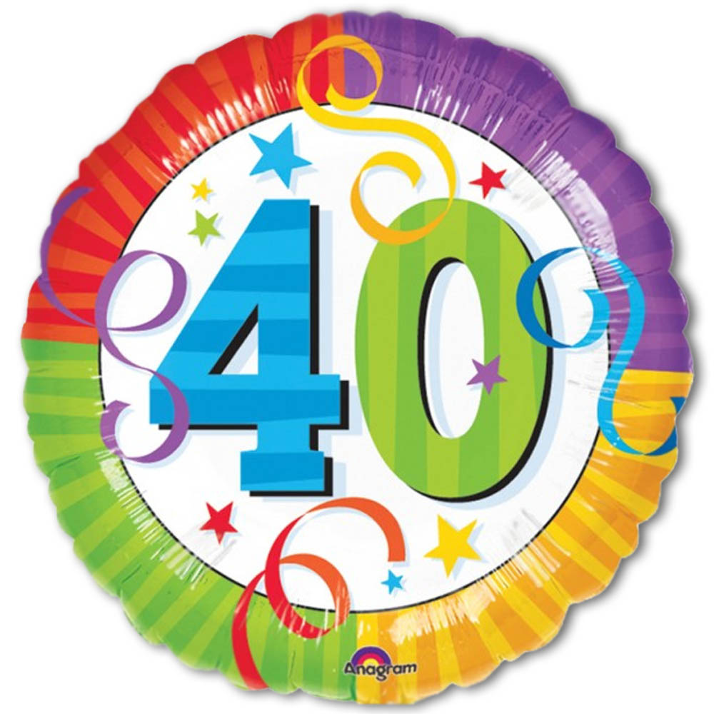 40th birthday clipart images pictures ; balloon-clipart-40th-birthday-15