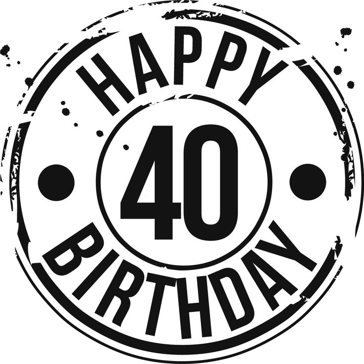 40th birthday clipart images pictures ; happy-40th-birthday-clipart-9