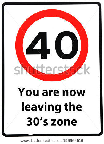 40th birthday clipart images pictures ; stock-photo-a-birthday-concept-made-as-a-road-sign-illustrating-someone-reaching-their-th-birthday-196964516
