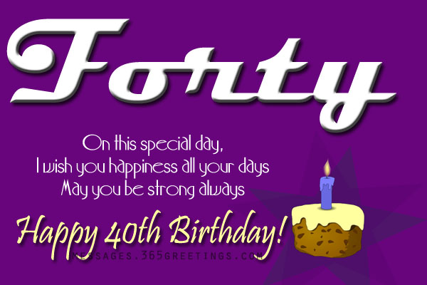 40th birthday greeting card messages ; 40th-birthday-greeting-card